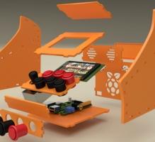 Màquina arcade dels '80