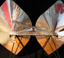 Escultura Sonora Baschet