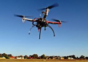 Cursa de drons