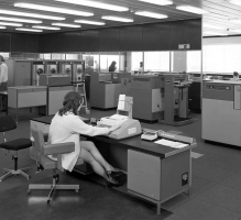 Oficina dels '90